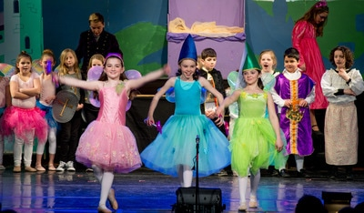 161 - Sleeping Beauty - Triboro Youth Theatre